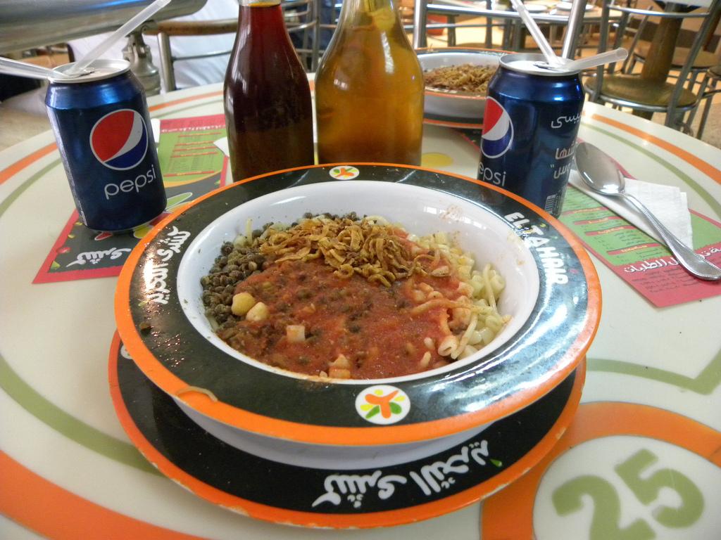 エジプト料理の意外性にびっくり?試してみたいローカルグルメ