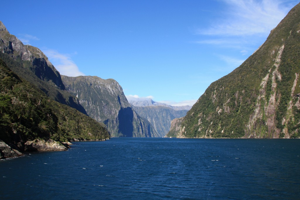 Photo by Milford Sound by Christine Wagner, on Flickr