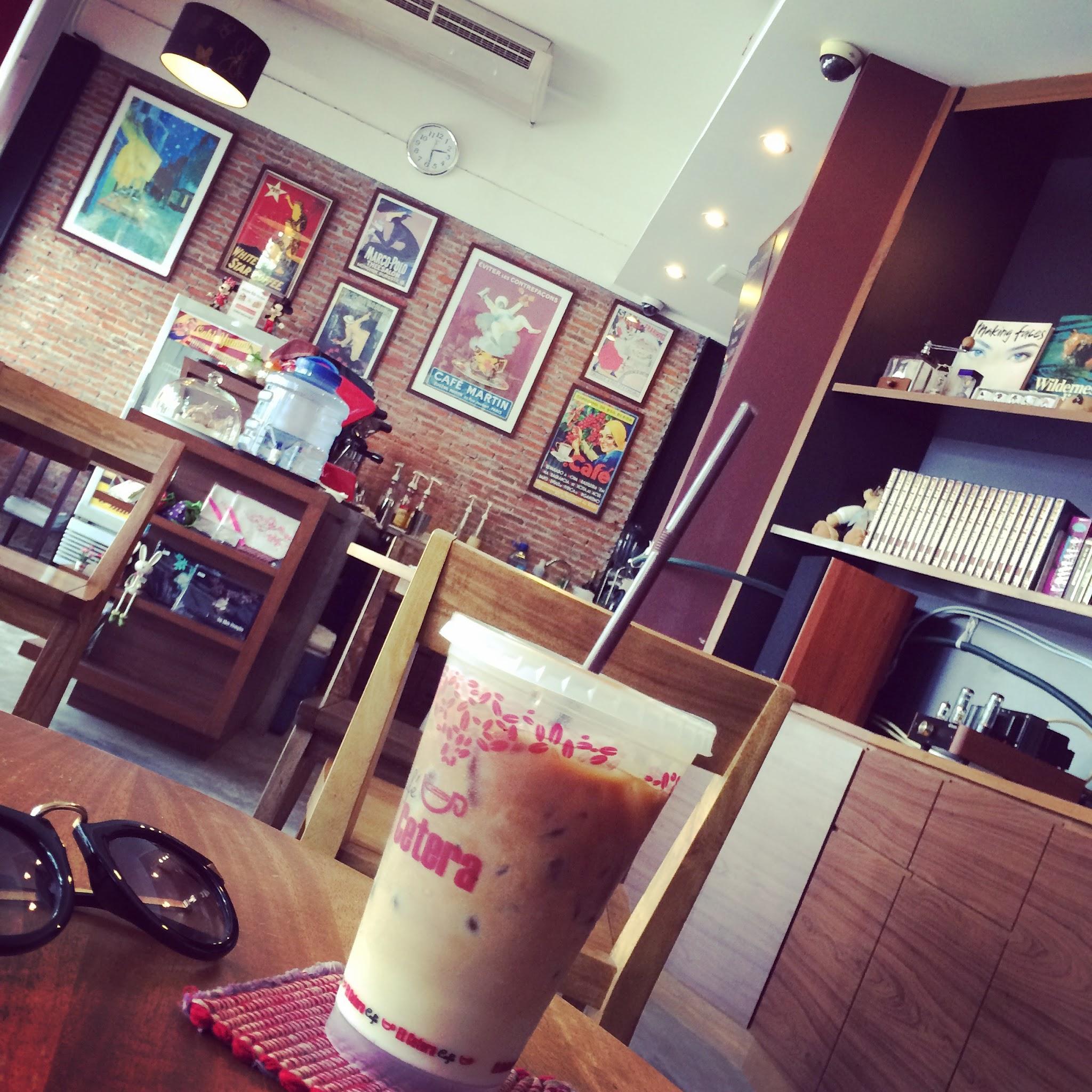 Wi-Fiが使える+長居できる!居心地の良いバンコク市内カフェ3選