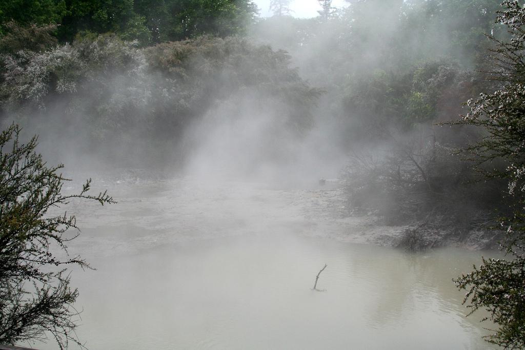 温泉大国ニュージーランドで秘湯探し!珍しい野湯を楽しもう