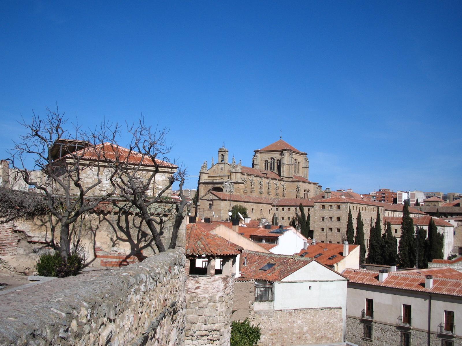 スペイン・サラマンカはかわいい街