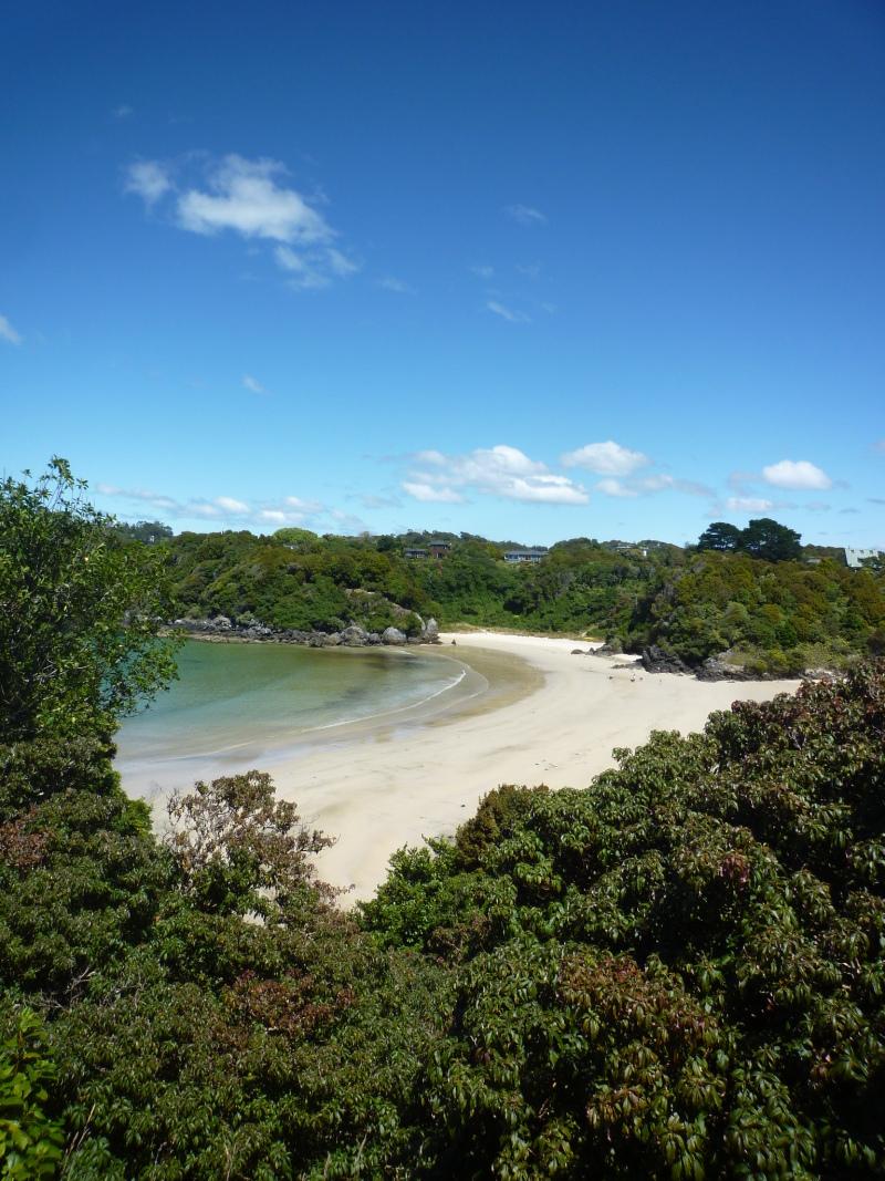 野鳥のサンクチュアリ!緑と青が溢れる人が住む最南端の島を歩こう