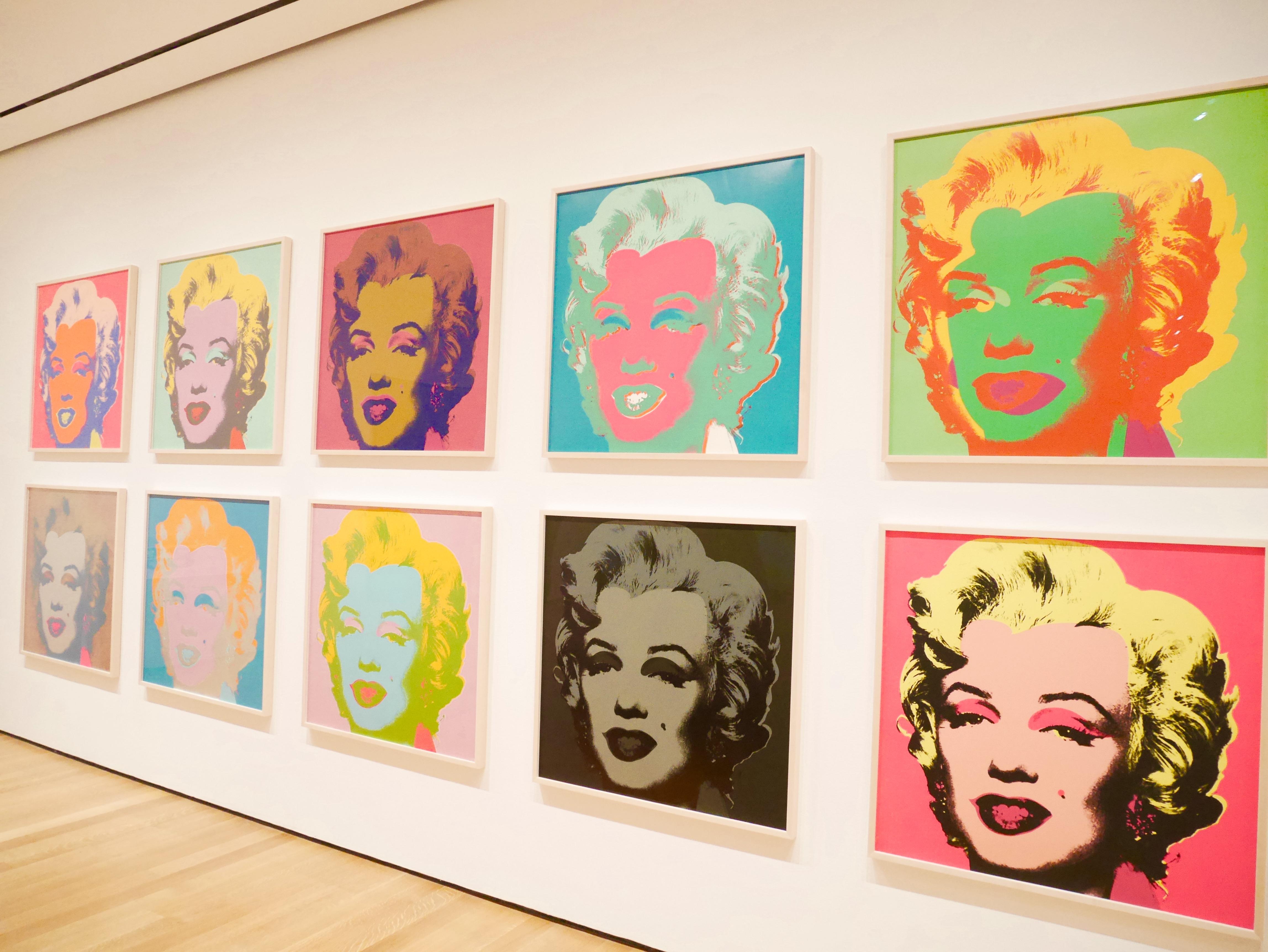 【動画】MOMA~NY近代美術館でモダンアートに触れる