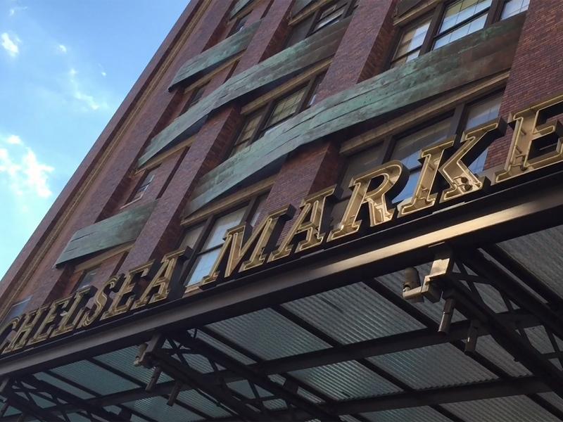 【動画】チェルシーマーケット~ニューヨークの食のエンターテイメント!!