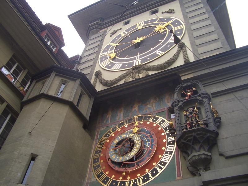 クマにカラクリ時計!可愛らしさ満点の世界遺産ベルン旧市街