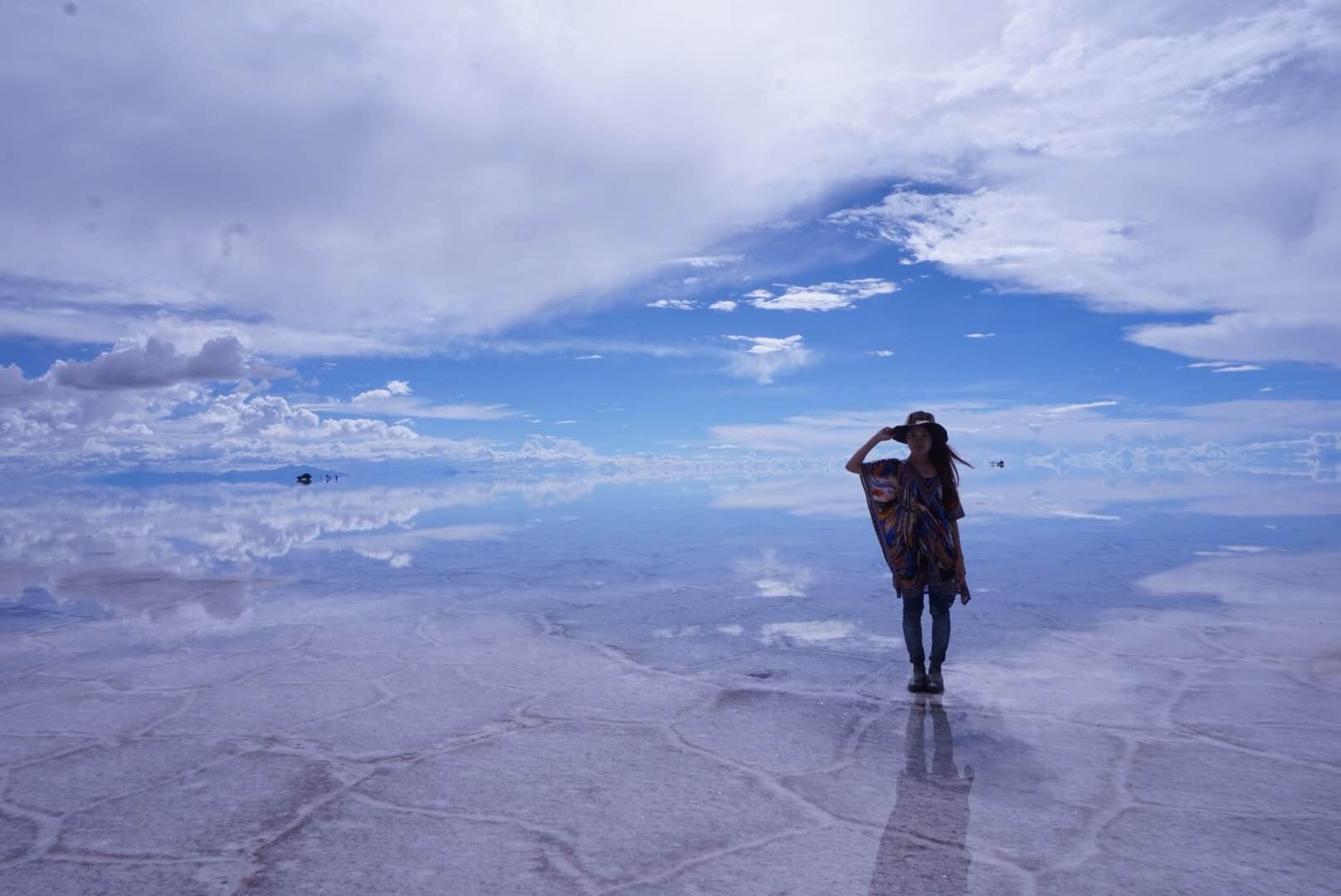 【世界一周】ウユニ塩湖だけじゃない!美しい自然を持つ国ボリビア(前編)