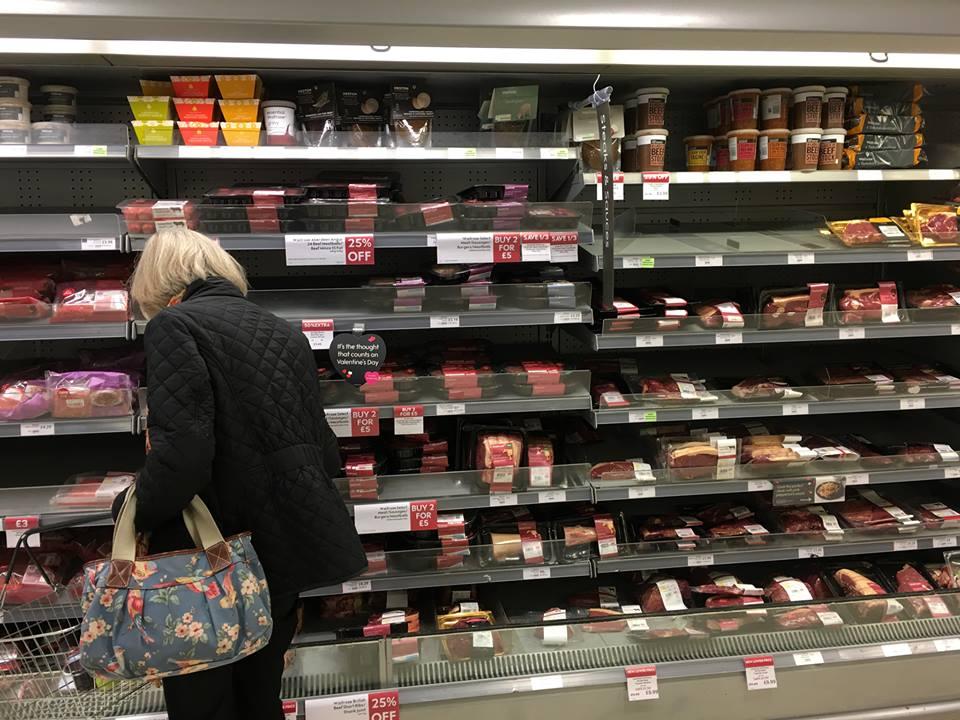イギリスの楽しいスーパーマーケット探検 ~お肉編~