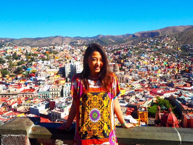 メキシコで一番かわいい街「グアナファト」
