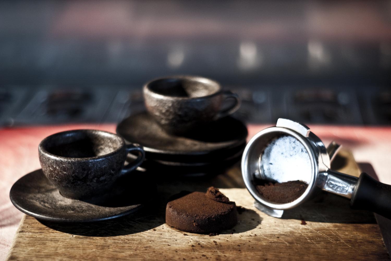 コーヒーかすで作られたコーヒーカップ!?ドイツ発「KAFFEE FORM」を一足お先に紹介!