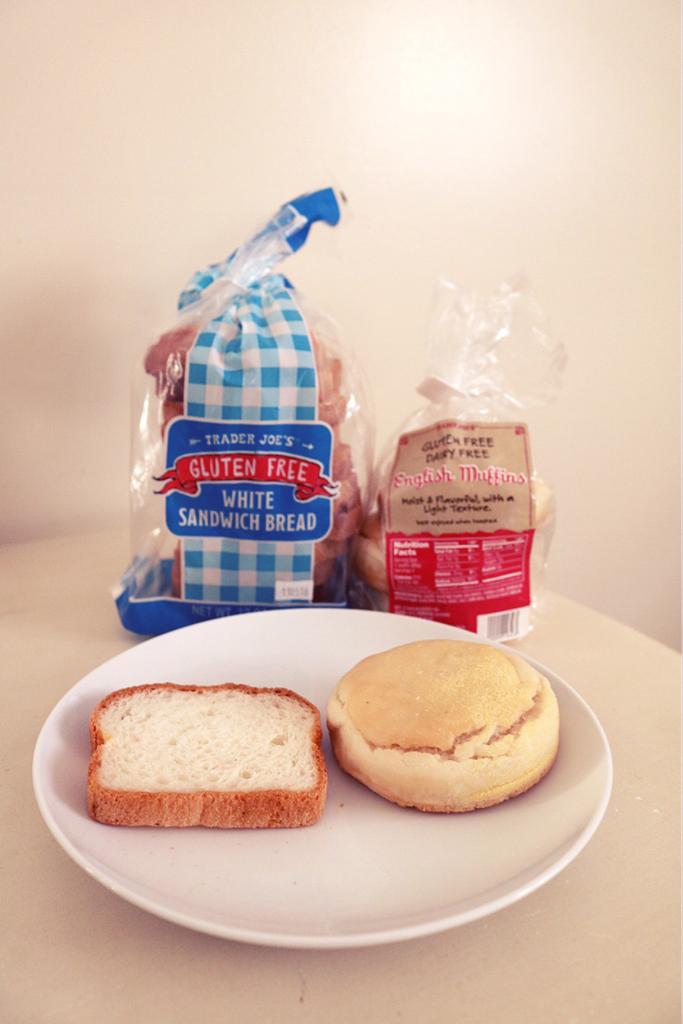 最近愛用中のトーストとイングリッシュマフィン