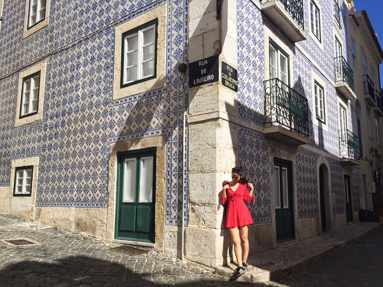 Holiday style in Lisbon